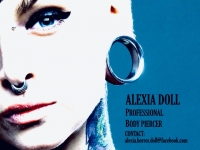 Alexia DOLL (Body Piercer & Tattoo)