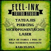 Feel-Ink Tattoo Studio