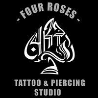 Four Roses Tattoo (BCN Sant Vi)
