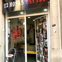 13 Rosas Tattoo